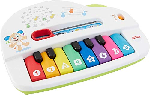 Piano iluminado Fisher-Price Laugh & Learn Silly Sounds